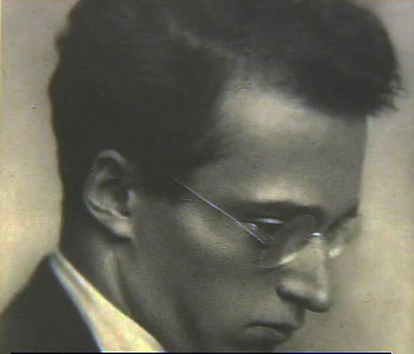 Erich Kleiber in jungen Jahren