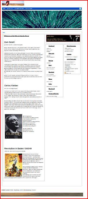 Alexander Werner Homepage